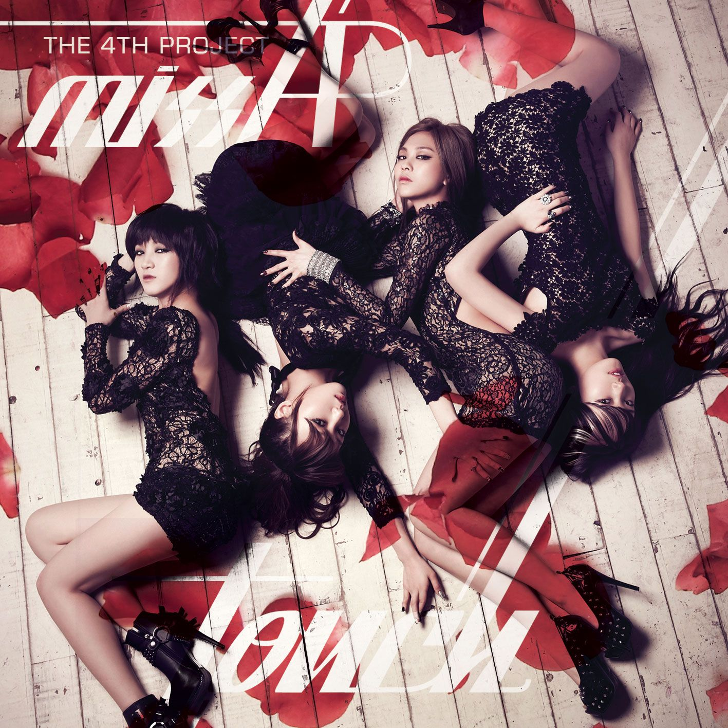 [Mini Album] miss A - Touch