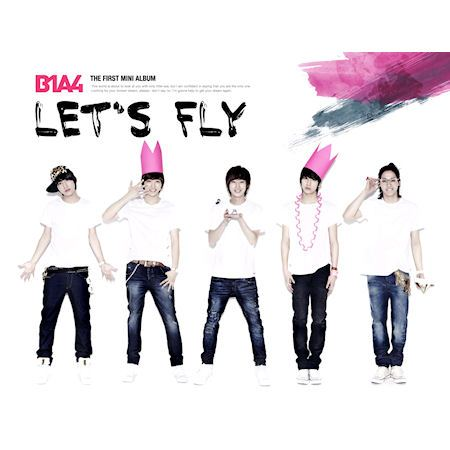 Baby Picture Albums on Download  Mini Album  B1a4     Let   S Fly