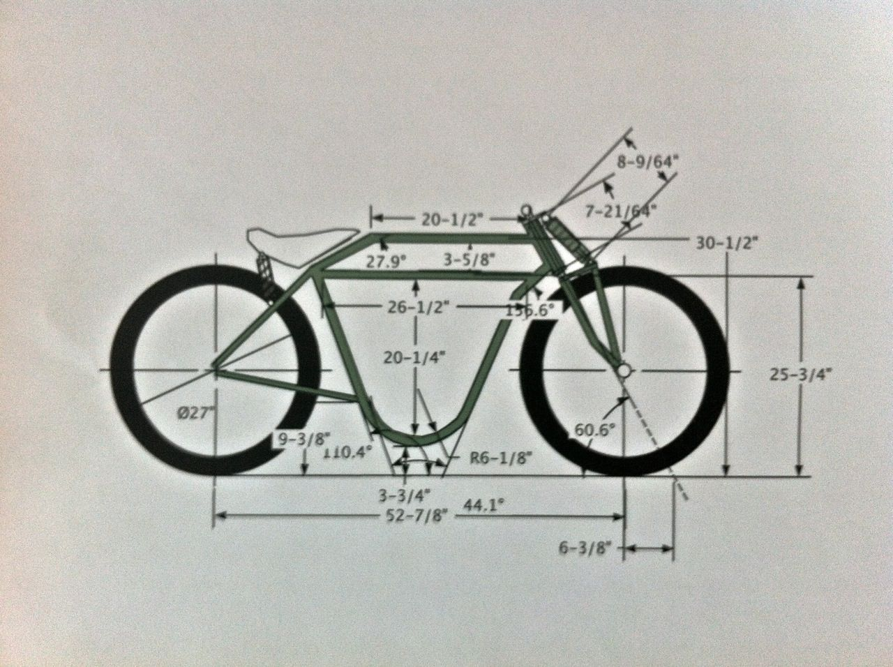 Another b t r build page 6 motorized bicycle Best frame for motorized bicycle