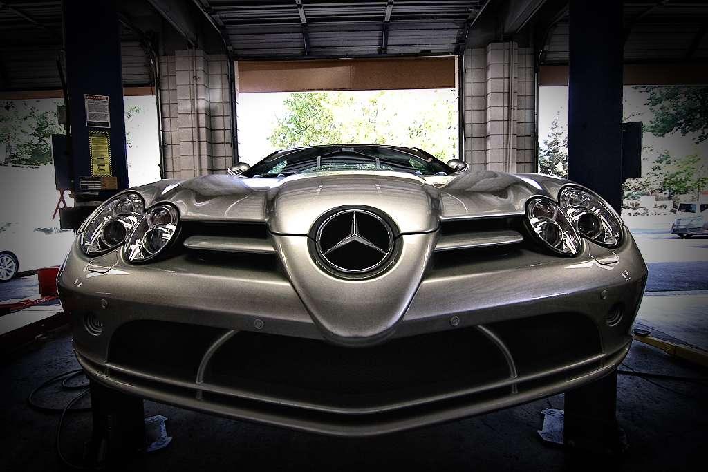 Mercedes benz mclaren slr with adv 1 forums for Mercedes benz cupertino