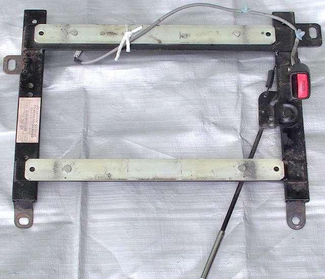 Bucket Seat Rail Lancer Evo 2 3 4 5 6 CP9A Mirage CJ4A