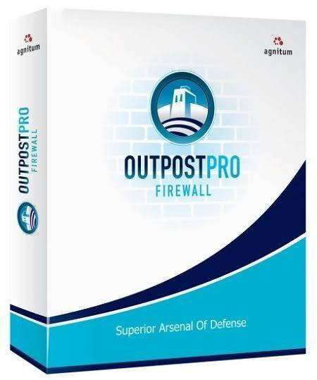 Outpost Firewall Pro v8.1.1.4312.687.1936